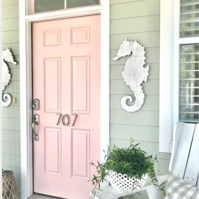 My Pink Door