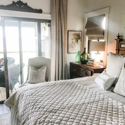Idlehour Summer Bedroom